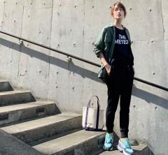 武藤京子ブログ「台風の日と 先日のお洋服」