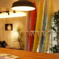 北摂の住宅街に出現!「海×バイク」を愛する大人のカフェ