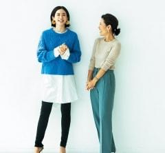 大草直子さんに教わる、40歳を過ぎても「視線を送られる」ための5つの方法!