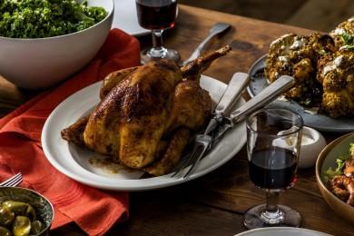 冬の食卓に華を添えるDEAN & DELUCAのクリスマス