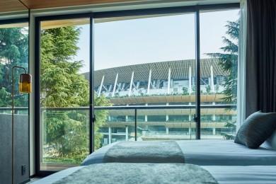 新オープン! 三井ガーデンホテル神宮外苑の杜プレミアで 新しい東京の楽しみ方を発見