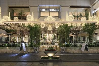 ザ ストリングス 表参道の2019年クリスマス