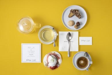 ボッテガ・ヴェネタ初のカフェが大阪にオープン