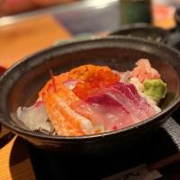 京都でいただく絶品海鮮丼!