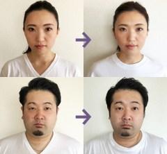 【美顔器レポート】ライター伊藤さん夫婦の2monthチャレンジ!NEWAリフト