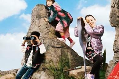 KENZOが日本初の体験型キッズのポップアップストアを11月6日より阪急うめだ本店にて開催!