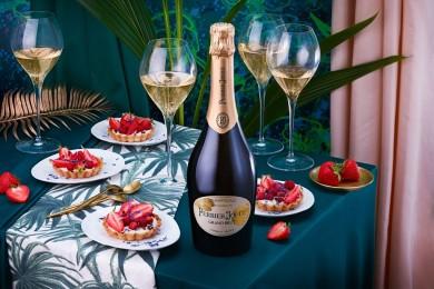 ペリエ ジュエで乾杯!シャンパーニュをグラス一杯から気軽にオーダーできる「年末バイ・ザ・グラス フェア」開催中