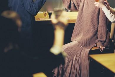 会社新年会でもう迷わない【ドッキングワンピ】ならコーデいらずで旬顔に[1/11 Sat.]