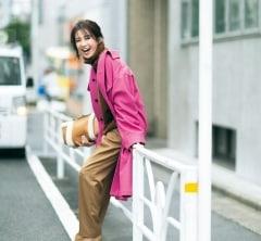 初売りへ。福呼びそうな【カラーコート】で景気よく![1/2 Thu.]