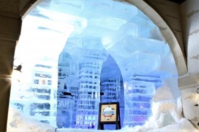 氷の世界を楽しめるアイスBarが北海道のリゾートに期間限定でOPEN!