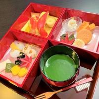 金沢冬旅に兼六園の素敵なカフェ
