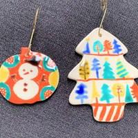 体験!伝統工芸クリスマスオーナメント