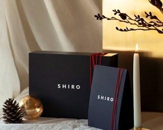 本日より伊勢丹新宿店本館1階 にて『SHIRO HOLIDAY SPECIAL EVENT』が開催!