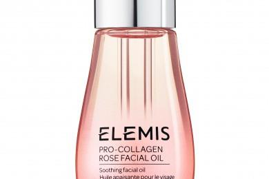 ELEMIS(エレミス)から、優雅でラグジュアリーなローズが香る「プロコラジェン ローズ フェイシャルオイル」が発売になります!