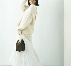 人気スタイリスト&インスタグラマーが教える「白コーデ」大人の着こなし方!
