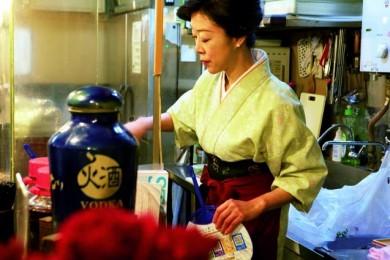 はんなり~ディープな横丁内の小京都という ギャップが魅力~【#izakaya tokyo#在東京的推荐居酒屋】