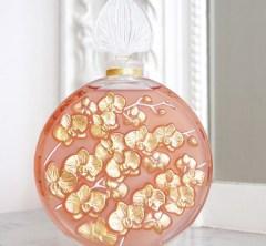 ラリックの美意識があふれる2020年版クリスタルボトル《オーキデ》が発売