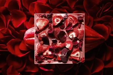 「シャングリ・ラ ホテル 東京」×「ダンデライオン・チョコレート」のバレンタイン限定オリジナルスイーツ
