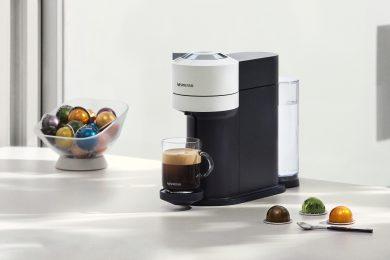 コーヒーとクレマを一緒に楽しめる新システムが、ネスプレッソから誕生