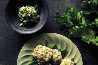 鶏と海老とセロリの肉団子【プロに聞いたお家ごはんレシピ】