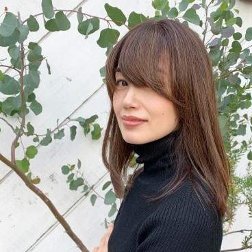 武藤京子ブログ「ひとりヘアカタログシリーズ 2020年1月」