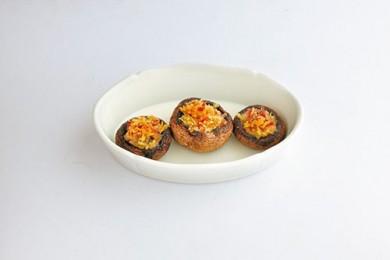 トースターでカリッとした食感を!スタッフドマッシュルーム【プロに聞いたお家ごはんレシピ】