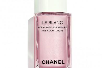 肌をピンクの輝きで包むシャネルのル ブラン ベース メークアップの限定品&新製品