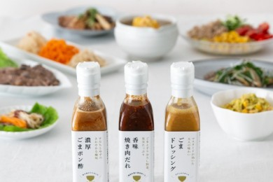 料理家 栗原はるみの「ゆとりのキッチン」と「セゾンファクトリー」が調味料を共同開発!