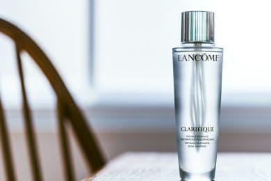 #モモコスメ02 透明感ある美肌を作るランコムの化粧水