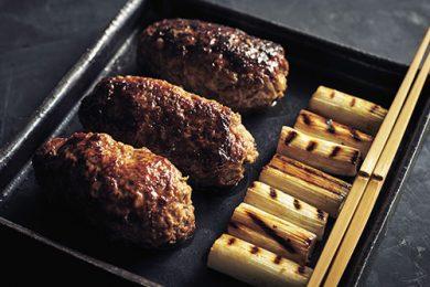鴨肉の肉団子 焼きねぎと共に【プロに聞いたお家ごはんレシピ】