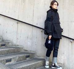 武藤京子ブログ「買っていたのを すっかり忘れていた @THE NORTHFACE のキャップ」