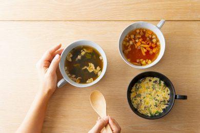 身も心もほっこり温まる、AKOMEYA TOKYOの癒し系スープ