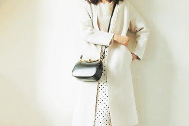 春ファッション、40代は「ツヤアイテム」にまずは頼ってみて!