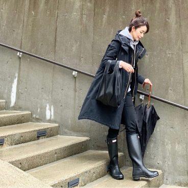 武藤京子ブログ「先日の雨の日のお洋服」
