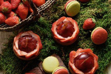 華やかに春を彩る「フレデリック・カッセル」の限定スイーツ