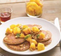 ピカールで、お手軽&カラフルな「朝ごパン」!