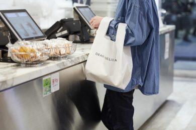 DEAN & DELUCAからミニマムサイズのエコバッグが新発売