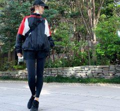 武藤京子ブログ「思った以上に運動不足で驚いた 日曜日の早朝」