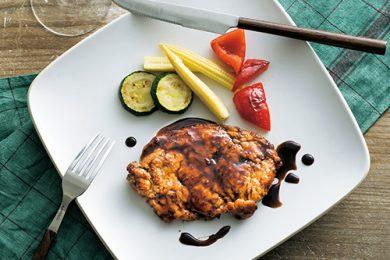 ソースの工夫でパサつき感軽減!鶏むね肉のソテー~バルサミコソース~【プロに聞いたお家ごはんレシピ】