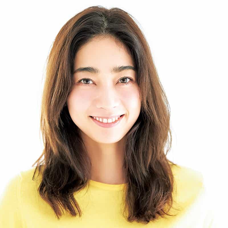 STORY モデル 小野千恵子さん