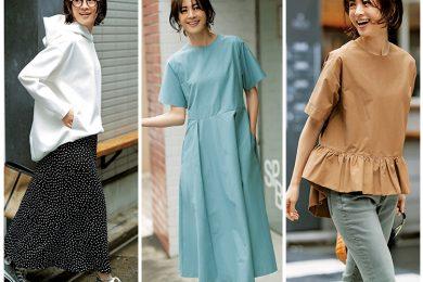 体型が隠せなくなる季節、シートロの着やせ服が味方になる!