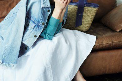 メッシュ、スポサン、ビジューetc. 40代のトレンド靴は、コレを買うと正解!