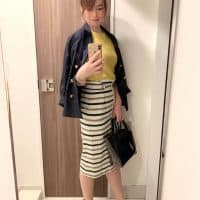 できる女風今日のコーディネートと1,990円プチプラパンプス♡
