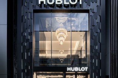 ウブロがブランド誕生40周年を記念し、「ウブロブティック銀座」を銀座中央通りにグランドオープン!