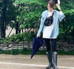 武藤京子ブログ「先日の雨の日のお散歩」
