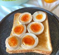 実は煮卵は最強の助っ人だった!! #おうち時間