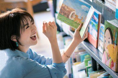 絵本好きのモデル高垣麗子さんが、娘さんに読み継がせたい7冊