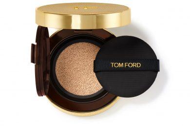 トム フォード ビューティより顔に立体感をもたらす新クッション ファンデが発売になります!