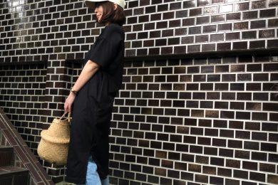 ユニクロの洗えるワンピがご近所服に活躍!【ネット通販でSTORYライターは何買った?】