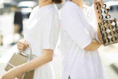 身も心も映える!40代のための「白Tシャツ」着こなし9選【2020レディース】